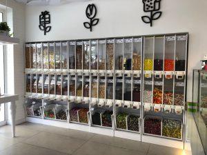 قفسه های مدرن فروشگاهی