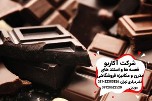 محبوبیت شکلات