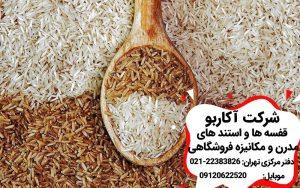 فواید برنج