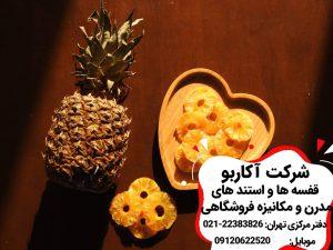 خواص درمانی آناناس